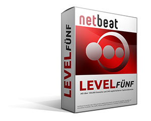 Netbeat Webhosting Paket Level 5