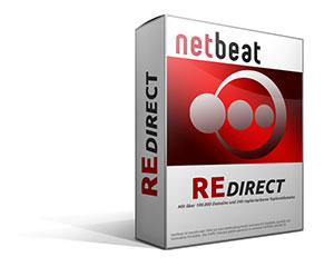 Netbeat Webhosting Domain Redirect