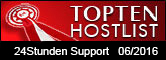 top ten host list